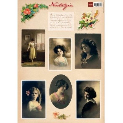Image Carterie Vintage - Young Women