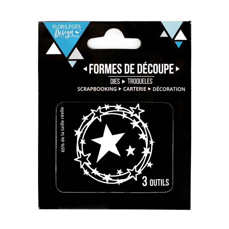 Dies Sweety Cuts - Capsules 2017 - Ronde d'étoiles