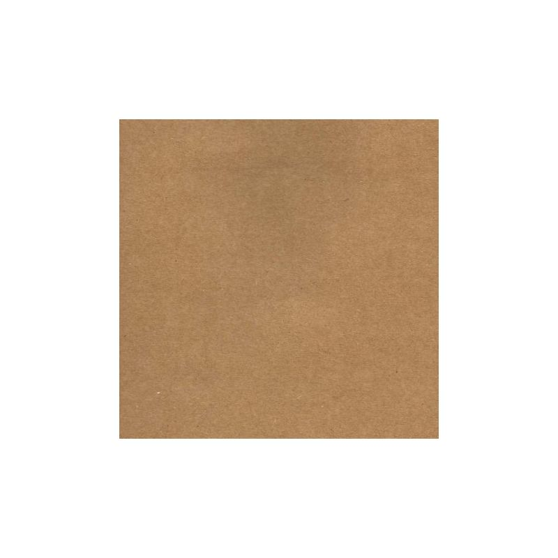 Cardstock lisse - Coloris Kraft brun