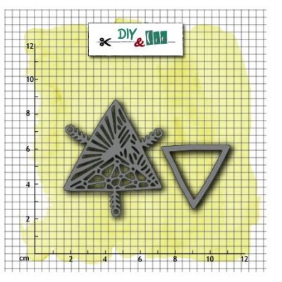 Dies DIY&Cie - Triangles
