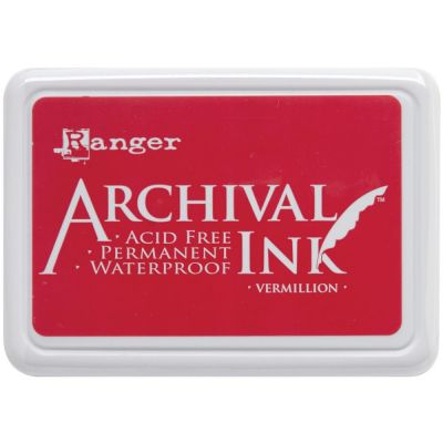 Encre Archival Ink - Vermillion