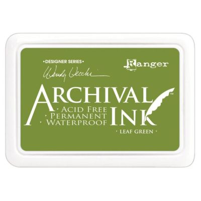 Encre Archival Ink - Leaf Green
