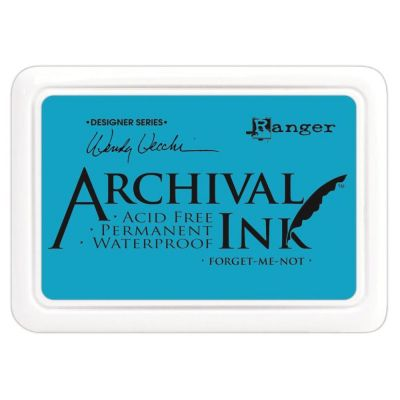Encre Archival Ink - Forget-Me-Not