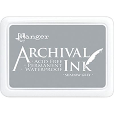 Encre Archival Ink - Shadow Grey