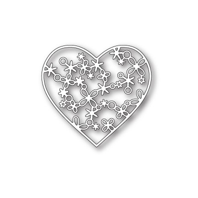 Die Memory Box - Rivington Heart