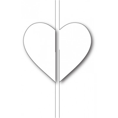 Die Memory Box - Heart Closer