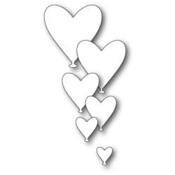Die Poppystamps - Love Balloons