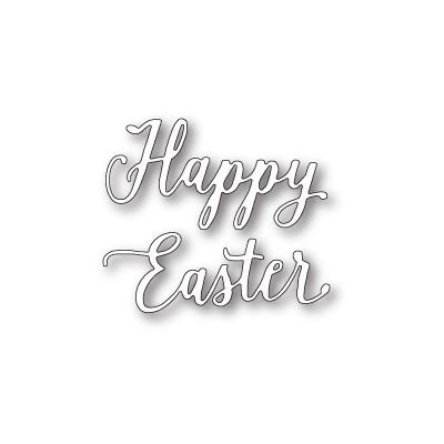 Die Memory Box - Happy Easter Journal Script