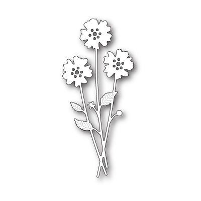 Die Memory Box - Antilles Floral Bouquet