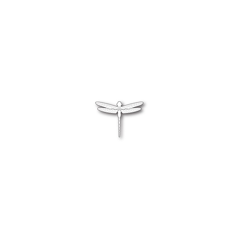 Die Memory Box - Dazzling Dragonfly
