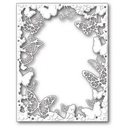 Die Memory Box - Fantasy Butterfly Frame