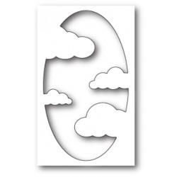 Die Memory Box - Cool Cloud Collage