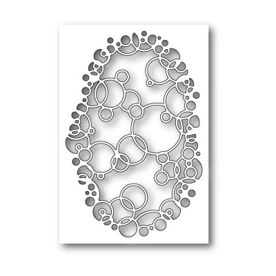Die Memory Box - Bubble Ring Collage