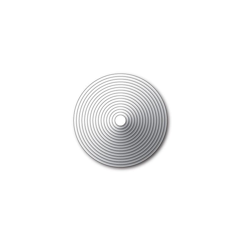 Die Memory Box - Open Studio - Circle Basics Set