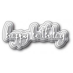 Die Poppystamps - Spectacular Happy Birthday