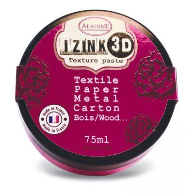 Pâte de texture Izink 3D - Classique - Geranium