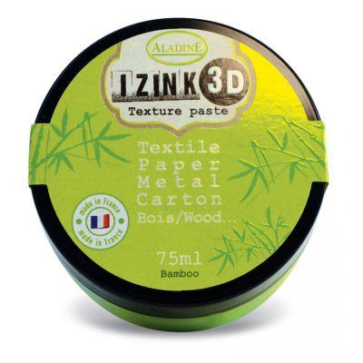 Pâte de texture Izink 3D - Classique - Bamboo