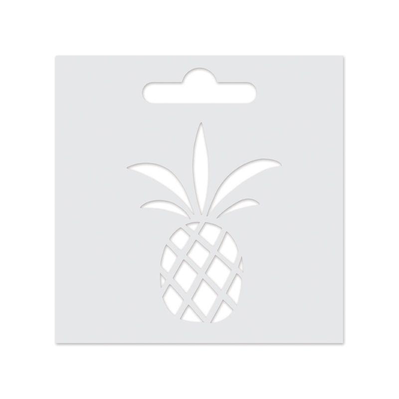 Mini Pochoir Aladine - Ananas
