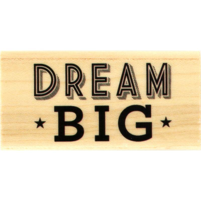 Tampon bois Florilèges - Dream Big