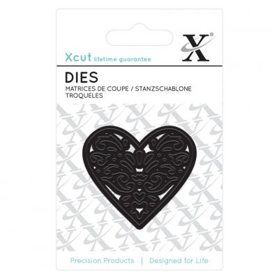 Dies XCut - Mini - Coeur Filigrane