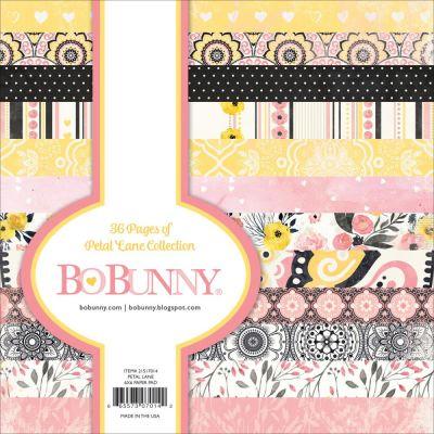 Mini Pack 15x15 - Bo Bunny - Petal Lane