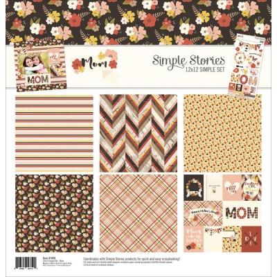 Pack 30x30 - Simple Stories - Mom