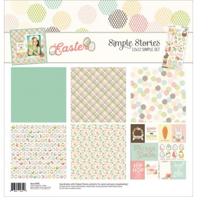 Pack 30x30 - Simple Stories - Easter