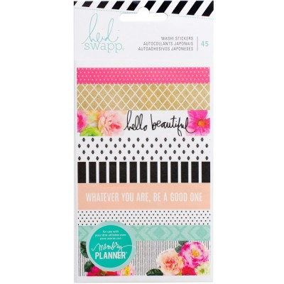 Embellissements Washi tape Heidi Swapp
