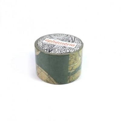 Masking Tape Ephemeria - Carte ancienne