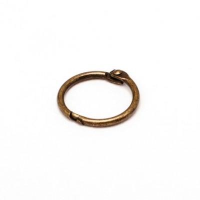 Anneau bronze 3.2 cm