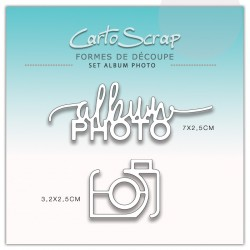 Dies CartoScrap - Set Album Photo