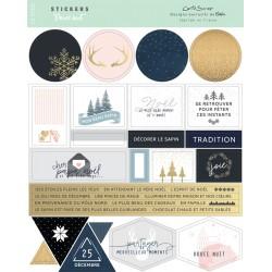 Stickers Cartoscrap - Douce Nuit