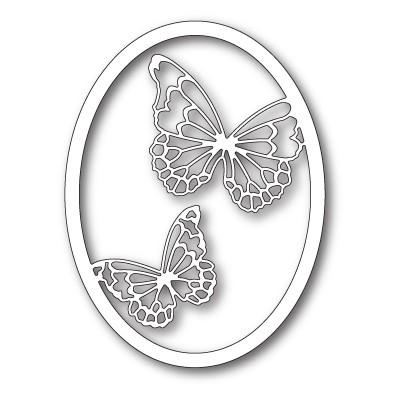 Die Memory Box - Avezzano Butterflies
