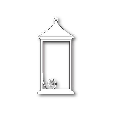Die Poppystamps - Garden Lantern