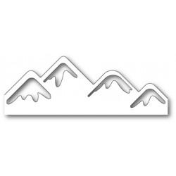 Die Poppystamps - Snowy Mountaintops