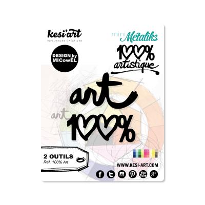 Dies MetaliKs - 100% Artistique - 100% Art