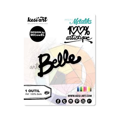 Dies MetaliKs - 100% Artistique - Belle