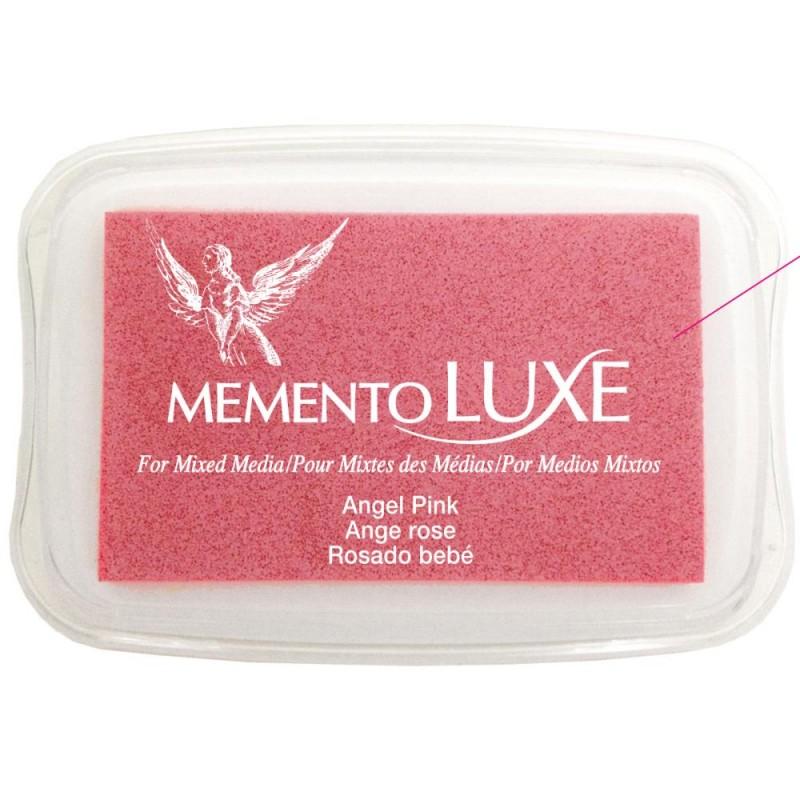 Encreur Memento Luxe - Angel Pink
