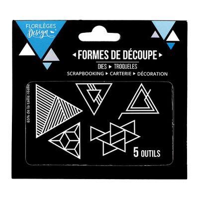 Dies Sweety Cuts - Triangles géométriques