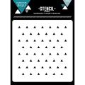 Pochoir Florilèges - Mini Triangles