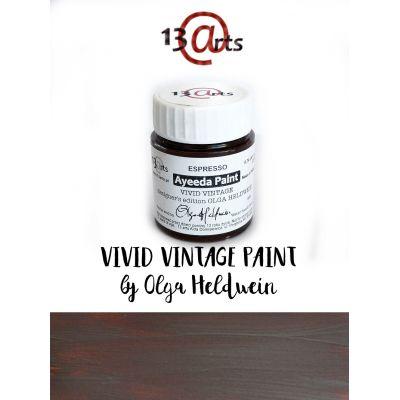 Peinture Ayeeda Paint - Vivid Vintage Espresso