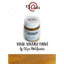 Peinture Ayeeda Paint - Vivid Vintage Cardamon Macchiato