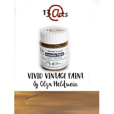 Peinture Ayeeda Paint - Vivid Vintage Brown Sugar