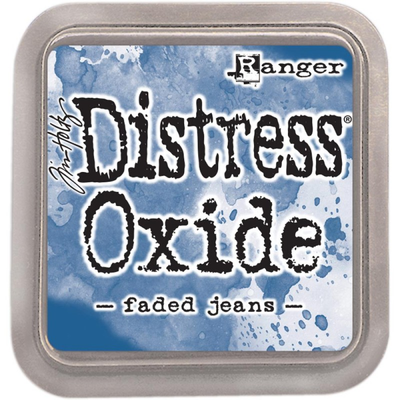 Encreur Distress Oxide - Faded Jeans