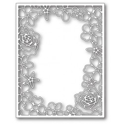 Die Memory Box - Floral Fantasy Frame