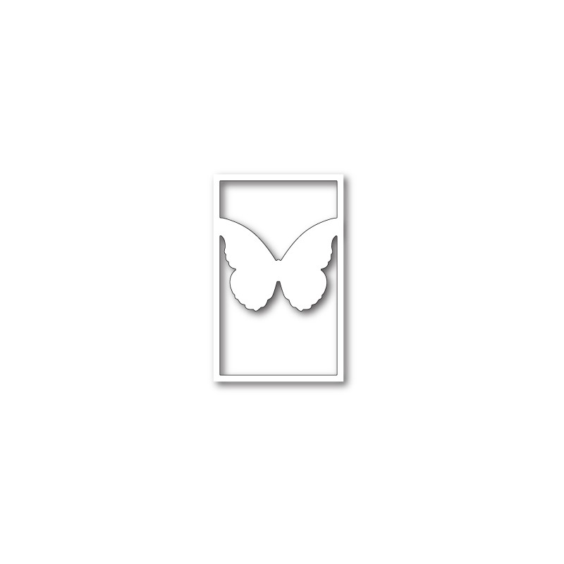 Die Memory Box - Vivienne Butterfly Silhouette