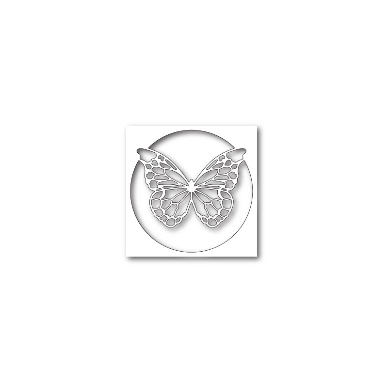Die Memory Box - Chantilly Butterfly Collage