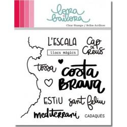 Tampons clear Lora Bailora - Costa Brava