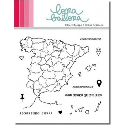 Tampons clear Lora Bailora - Espana