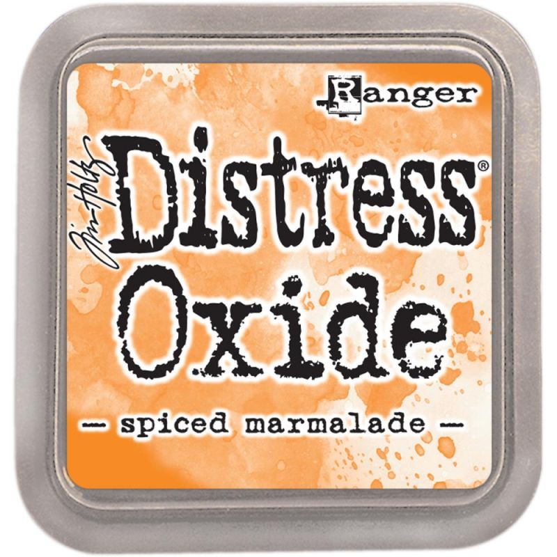 Encreur Distress Oxide - Spiced Marmelade